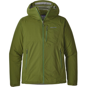 Patagonia Stretch Rainshadow Jacket Herr sprouted green